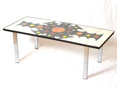Juliette Belarti - vintage low rectangular table.