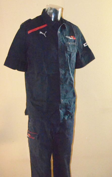 Toro Rosso F1 Team / Driver Shirt & Pants - Team Only !