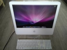"Apple iMac G5/2.0 20"" (ALS) - model A1076 - G5 2Ghz CPU, 1GB RAM, 250GB, DVD-RW - with Apple Keyboard"