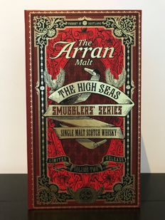 Arran The Smugglers Series Volume 2 - The High Seas - The Second Chapter - Limited Release