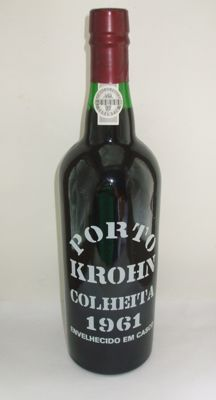 1961 Colheita Port Krohn - bottled in 2001