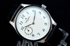 Unique Mariage Vacheron & Constantin - ultra slim chronometer cal 439/7D