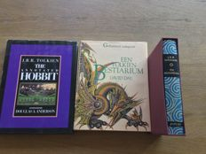 J.R.R. Tolkien - Lot of three Tolkien books - 1979/2003