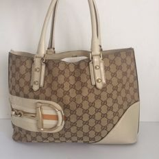 GUCCI GG horsebit – Shoulderbag/Handbag