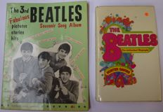 Nice set of 4 Beatles Books