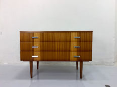 The Swarzędzkie Furniture Factories - A small modernist chest of drawers