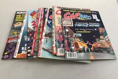 Collection Of CARtoons Magazine's - Peterson Publishing - x9 SC - (1987/1991)
