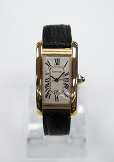 Cartier Tank Americaine - Men's