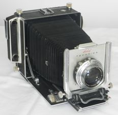 Linhof Technika 4x5 inc, with lots of accessories