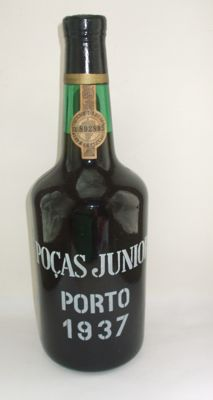 1937 Colheita Port Poças Junior - bottled in 1972
