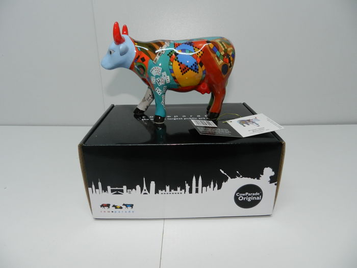 Cowparade - It's Your Moove - Artist Barry Gore