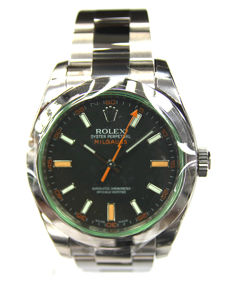 Rolex - Milgauss - Men's - 2008 - UNUSED
