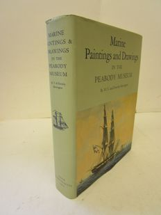 M.V. Brewington & D. Brewington - Marine Paintings and Drawings in the Peabody Museum - 1968