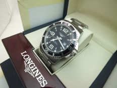 Longines Hydroconquest L3.841.4 diver automatic w watch men