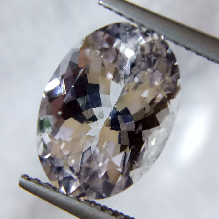Morganite - 4.78 ct