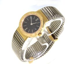 Bulgari Tubogas - Ladies wristwatch - (our internal #3408)