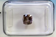 Pink Grey Spinel - 1.21 ct
