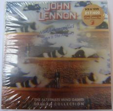 John Lennon:  Numbered Box Set Edition and  Rare McCartney 3 cd set