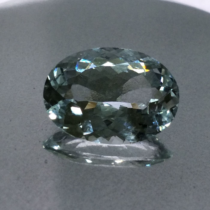 Aquamarine - 6.85 ct