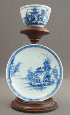 'The Nanking Cargo', Christie's, cup and saucer – China – 1752