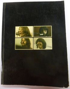 "Original ""Get Back""  book from 1970"