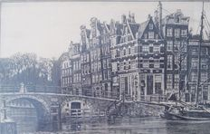 Unknown artist (20th century) - Amsterdam - 1920s