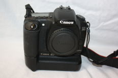 Canon EOS 20D with BG-E2 Battery grip