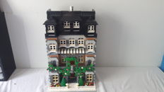 MOC Dutch Mansion
