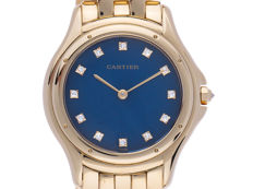 Cartier Cougar GM large vintage model -- unisex -- 2003