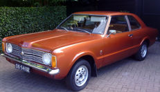 Ford - Taunus - 1600 L - automatic transmission - 1973