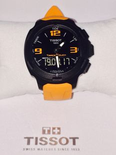 Tissot - T-Race Touch Aluminium - Men's watch