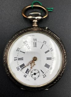 German pocket watch, early 1900s.
