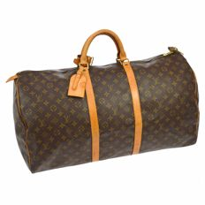 Louis Vuitton – Keepall 60 – Travel bag.