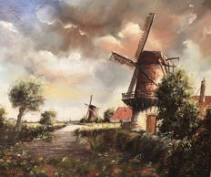 Willem Kroon (1946-2008) -  Holland