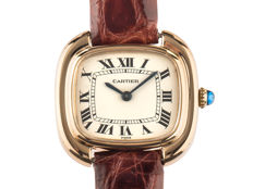 Cartier ladies' wristwatch vintage -- made 1990