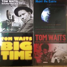 Tom Waits, a Great Collection! || 4x LP || All mint in sealing