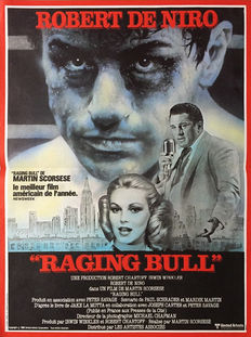 Anonymous - Raging Bull (Robert de Niro, Martin Scorsese) - 1980