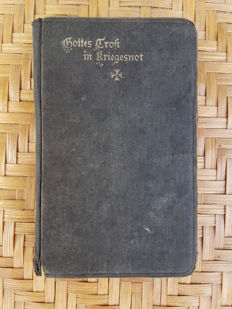 Prayer booklet for German soldiers and families 1915
