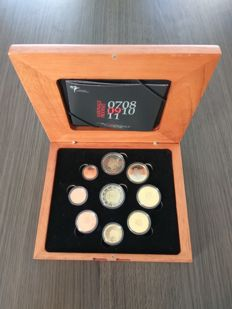 The Netherlands - Year pack Euro coins 2009