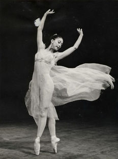 Unknown/Iber-Press - Margot Fonteyn - 1958