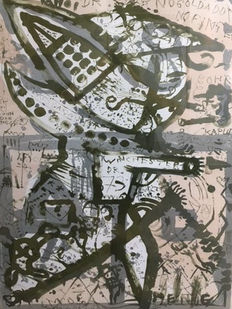 Jonathan Meese - Winchester 73