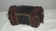 Old Concertina/Bandoneon from 1947