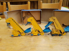 Dinky Supertoys - Scale 1/38 - Lot with 3 x Elevator Loader No.964
