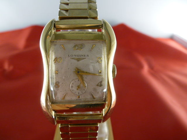 Longines/Wittnauer – unisex – from the '50s