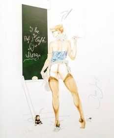 Illustrated; Denis Sire - X-Made - 1985