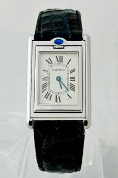 Cartier Tank Basculante Ref. 2405 – Men's watch