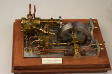 "Beautiful ""Model steam engine Noks"""