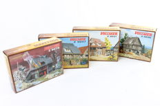 Vollmer Z - 9530/9531/9547/9679 - Half-timbered houses, wine shop and haunted house