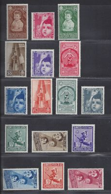 Italy 1937 – Various performances – Sassone 406/415 and A100/105