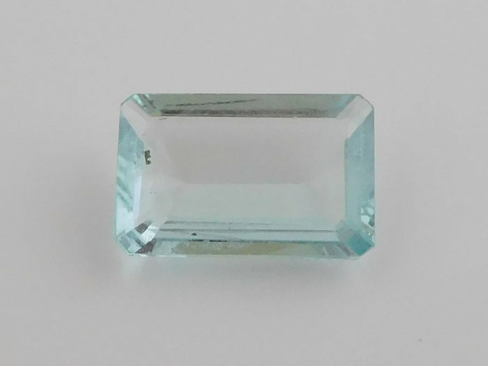Aquamarine – 3.86 ct –  No Reserve Price
